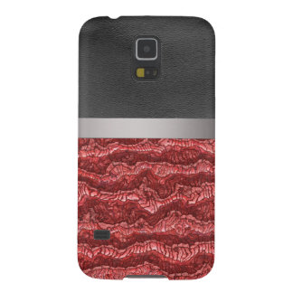 alien skin red galaxy s5 cover