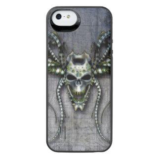 Alien Skull iPhone SE/5/5s Battery Case