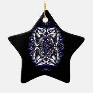 Alien Smoke (1).JPG Ceramic Star Decoration
