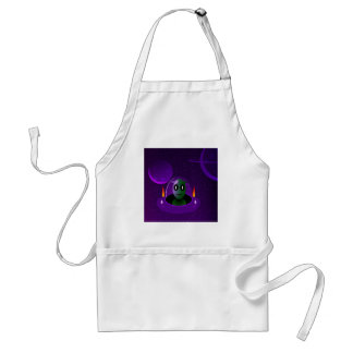 Alien space standard apron
