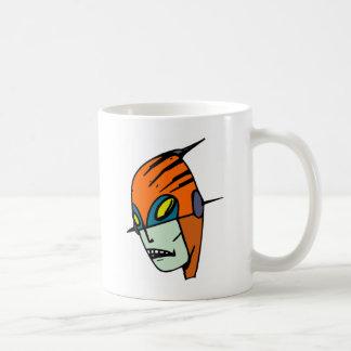 Alien Spaceman Mug