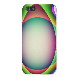 Alien Spaceship  Cover For iPhone 5/5S