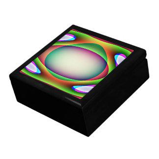 Alien Spaceship Gift Box