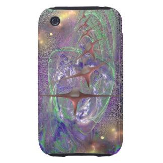 alien speedrace iPhone 3 tough cases