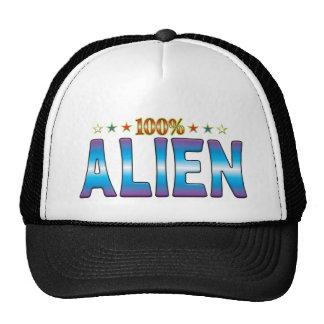 Alien Star Tag v2 Hats