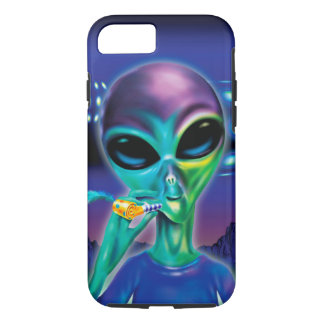Alien 'Take me to your Party' iPhone 7 case