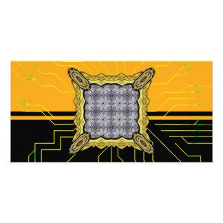 Alien Technology Alternate Small Custom Photo Card