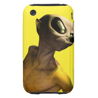 Alien Tough iPhone 3 Case