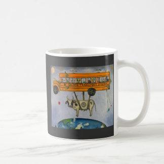 Alien Transport System Mugs