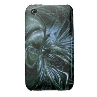 Alien Trippy Acid Case-Mate iPhone 3 Cases
