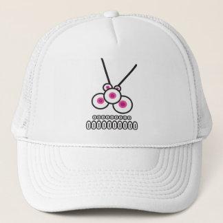 alien trucker hat