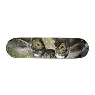 """Alien Turtle League! - Designer Board 7 3/8"""" Skateboards"""