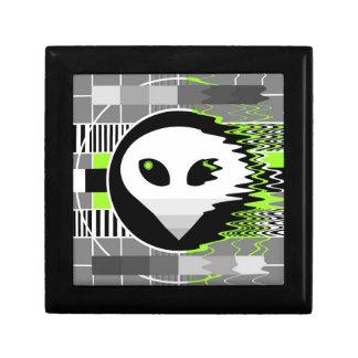 Alien TV gift box
