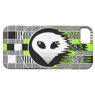 Alien TV iPhone 5 barely there case