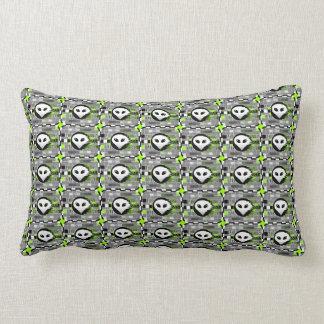 Alien TV multi throw pillow lumbar