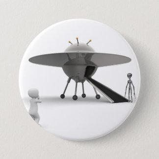 Alien UFO Encounter Button