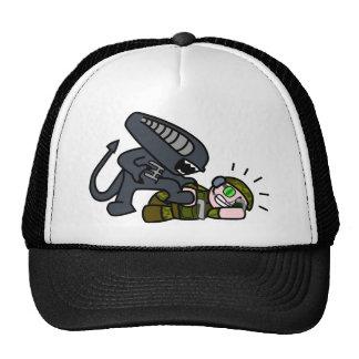 Alien vs Soldier 2 Mesh Hat