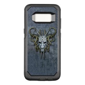 Alien Warrior Mask OtterBox Commuter Samsung Galaxy S8 Case