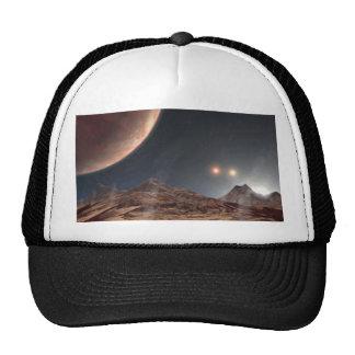 Alien World Cap