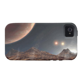 Alien World Case-Mate iPhone 4 Cover