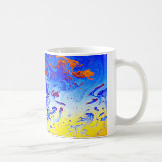 Alien World Coffee Mug