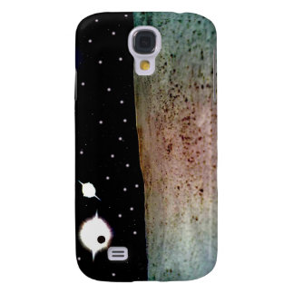 Alien World Galaxy S4 Case