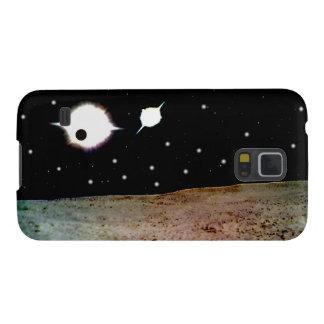 Alien World Galaxy S5 Case