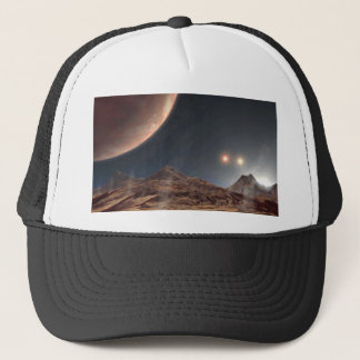 Alien World Trucker Hat