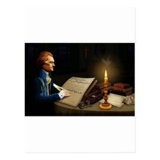 Alienable Rights - Obamacare Postcard