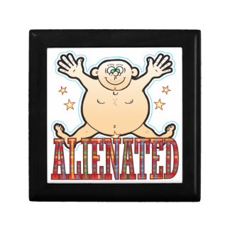 Alienated Fat Man Gift Box