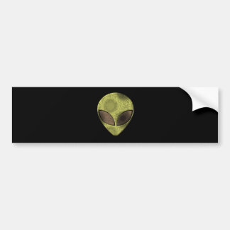 Alienation Bumper Sticker