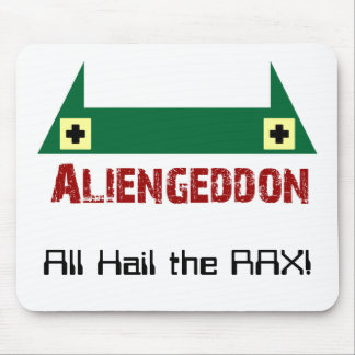 Aliengeddon 'All Hail' Mousepad