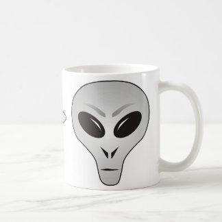 Aliens and UFO's Basic White Mug