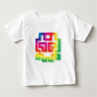 Aliens' aren't Gray - they're Rainbow ! Baby T-Shirt