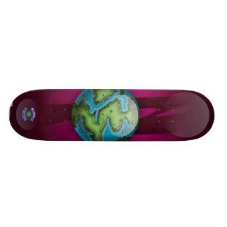 Alien's Board - Planet Cazmo Skate Board Decks