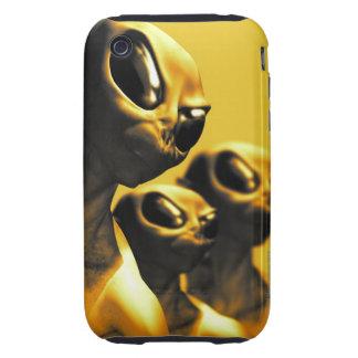 Aliens Tough iPhone 3 Cover