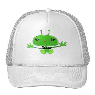 Aliens Huggs Cap