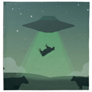 Aliens Napkin