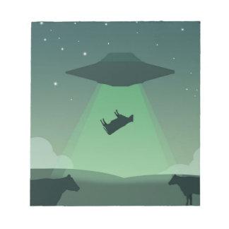 Aliens Notepad