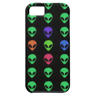 Aliens Of A Different Color iPhone 5 Case