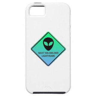 Aliens of NEXT 100.000.000 Lightyears iPhone 5 Case