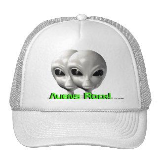 Aliens Rock Hat 15