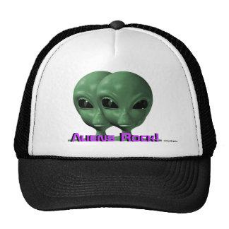Aliens Rock Hat 2A