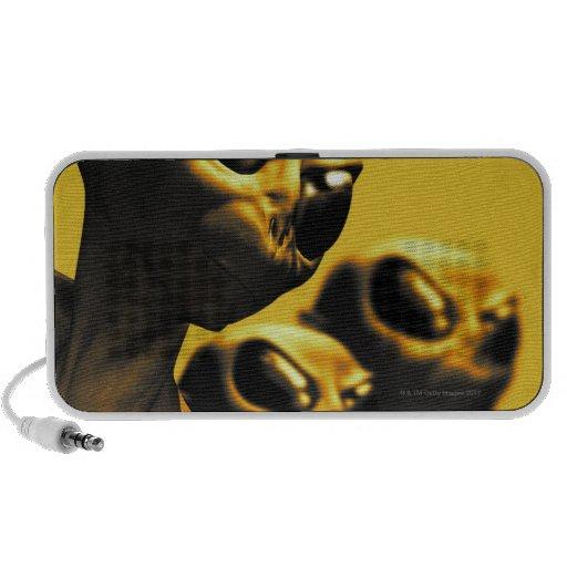 Aliens iPod Speakers