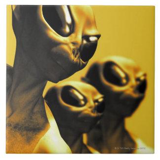 Aliens Tile