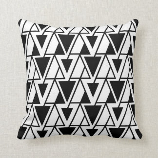 Align Graphic Design Mod Throw Pillow