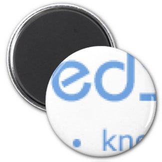 Aligned Signs 6 Cm Round Magnet