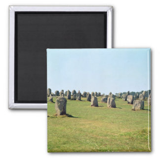 Alignment of standing stones, Megalithic Square Magnet