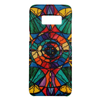 """""""Alignment"""" Samsung Galaxy S8, Barely There Case"""