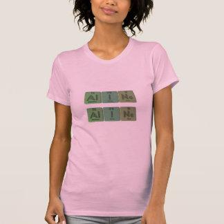 Aline as Aluminium Iodine Neon T Shirts
